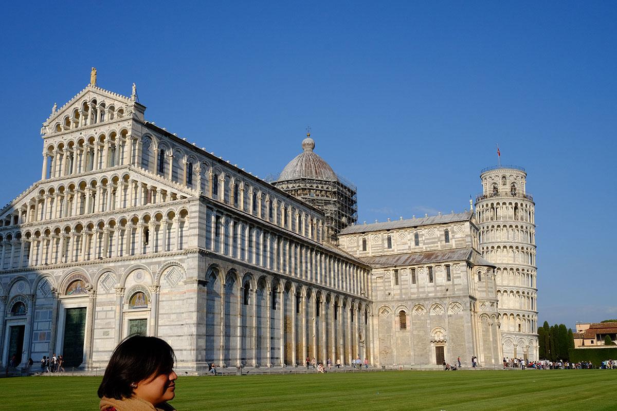 【摄影-风光】Cruising Italian Style Amalfi Coast The Leaning Tower of Pisa!【10P】