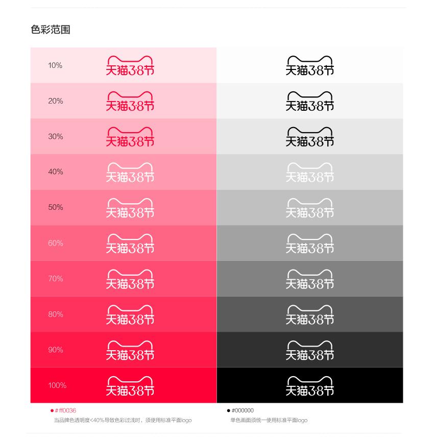 2020天猫38节品牌VI标识规范下载!